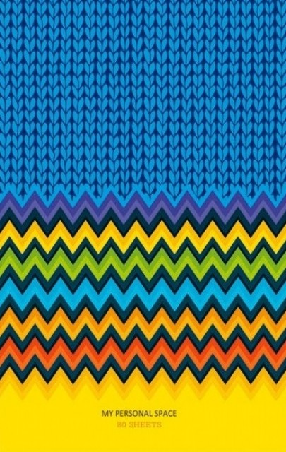 =Блокнот Мікро ембоссінг, формат В6, 80 аркушів, дизайн -  17138-17141