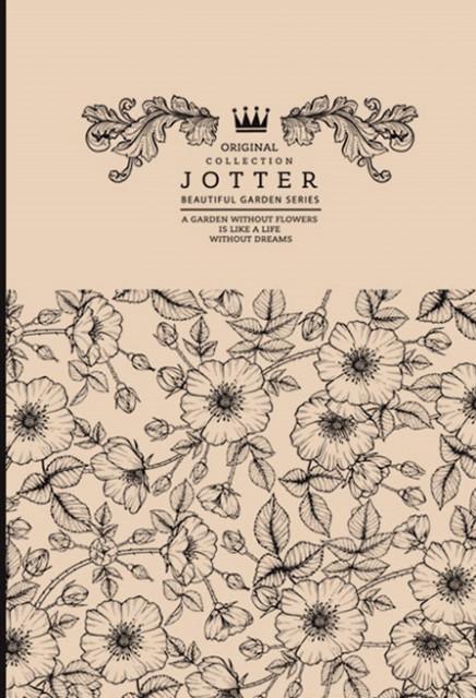 #Блокнот 7БЦ з обкладинкою Крафт, формат 113х165 мм, 120 аркушів, дизайн - 18378-18381