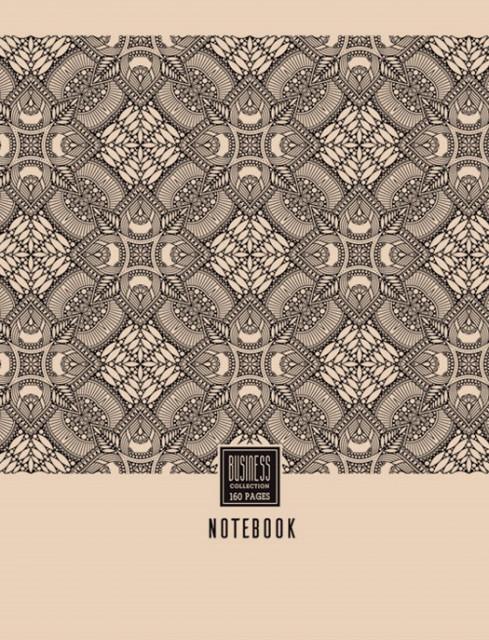 #Блокнот 7БЦ з обкладинкою Крафт, формат 215х285 мм, 80 листів, дизайн -  18254-18257