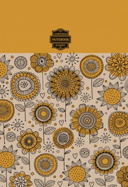 =Блокнот 7БЦ з обкладинкою Крафт, формат 165х238 мм, 80 аркушів, дизайн -  1885-1888