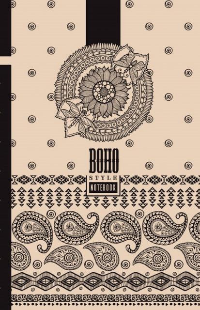 =Блокнот 7БЦ з обкладинкою Крафт, формат 113х165 мм, 80 аркушів, дизайн - 18242-18245
