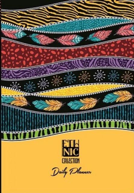 Щоденник недатований, формат 137х197 мм, 320 сторінок, блок в клітку, дизайн - 18310-18313