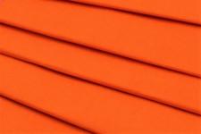 Папір гофрований, розмір 50х200 см, 100 %, 10 штук в упаковці, колір Помаранчевий
