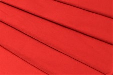 Папір гофрований, розмір 50х200 см, 75 %, 10 штук в упаковці, колір  Червоний