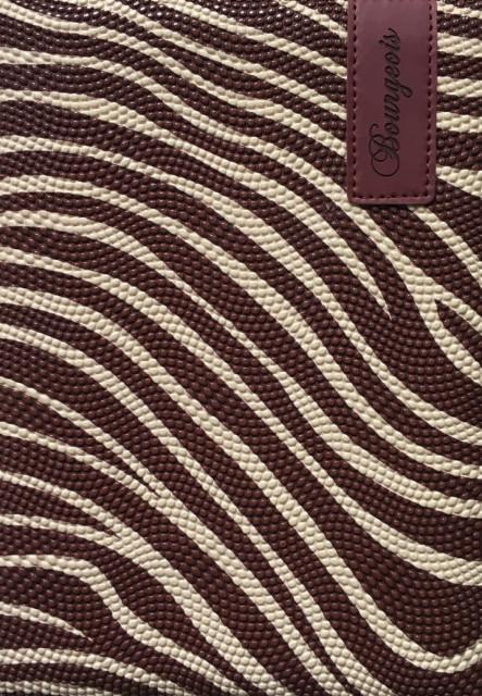 # Блокнот, формат A5, 80 аркушів, обкладинка зі штучної шкіри, дизайн - N8911