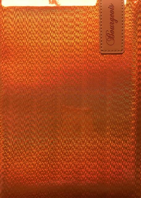 (.) Блокнот, формат A5, 80 аркушів, обкладинка зі штучної шкіри, дизайн - N8972