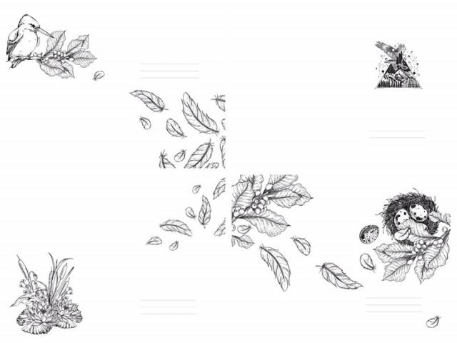 #  Блокнот  Твердий перепліт з Матовим  ламінуванням, з Високим лаком , розмір 143х210 мм, 64 аркуша, дизайн -19417-19420