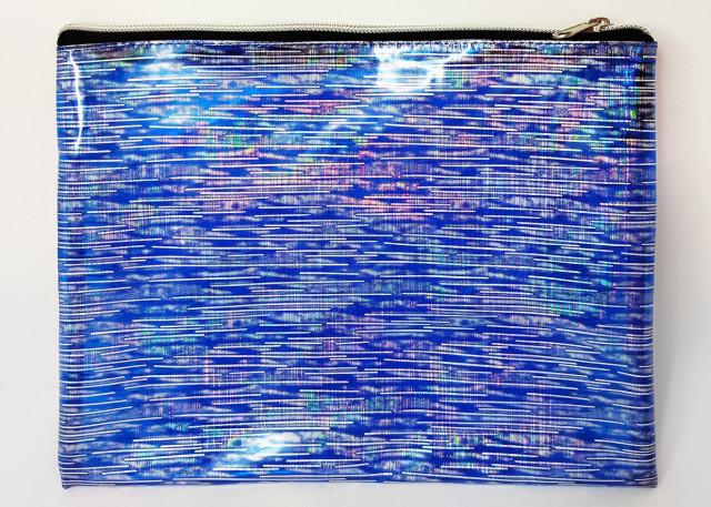 Папка шкільна, 25х20 см, формат А5 +, м'яка на блискавки на одне відділення.  Матеріал: поліуретан, дизайн - 0197-06