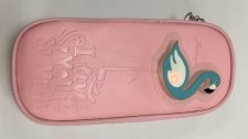 Пенал, розмір 20х6,5х5,5 см, м'який на блискавці, 1 відділення + 1 стулка всередині.  Матеріал: штучна шкіра, дизайн - EM5504-PN рожевий