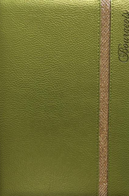 # Блокнот, формат A5, 80 аркушів, обкладинка тверда  зі штучної шкіри , дизайн - N9070