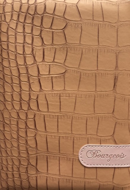 =Блокнот, формат A5, 80 аркушів, обкладинка тверда  зі штучної шкіри, дизайн - N9080