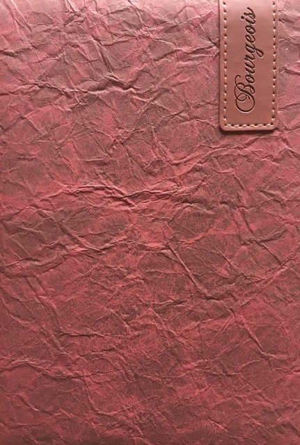 .Блокнот, формат A5, 80 аркушів, обкладинка тверда  зі штучної шкіри , дизайн - N9105