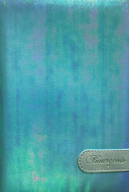 .Блокнот, формат A5, 80 аркушів, обкладинка тверда  зі штучної шкіри , дизайн - N9127