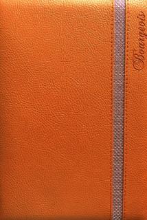 .Блокнот, формат A5, 80 аркушів, обкладинка тверда  зі штучної шкіри , дизайн - N9131