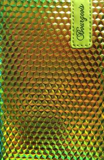 .Блокнот, формат A6, 80 аркушів, обкладинка тверда  зі штучної шкіри , дизайн - N9162