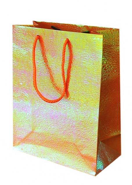 Пакет подарунковий паперовий, розмір -11,4х14,6х6,4 см, дизайн -  GB-2089-2094
