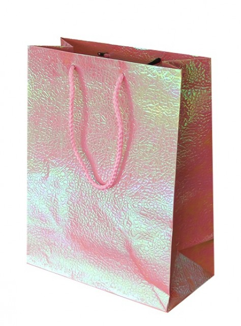 Пакет подарунковий паперовий, розмір -18х18х10 см, дизайн -  GB-20101-20106
