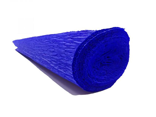 Папір гофрований, розмір 50х200 см, 150 %, 1 рулон в упаковці, FWCP-140-39,  колір  Синій
