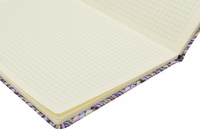 # Блокнот, формат A5, 80 аркушів, обкладинка зі штучної шкіри, дизайн - N8936