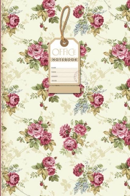 =Блокнот Інтегральна палітурка, формат А4, 80 аркушів, дизайн -  1691-1694