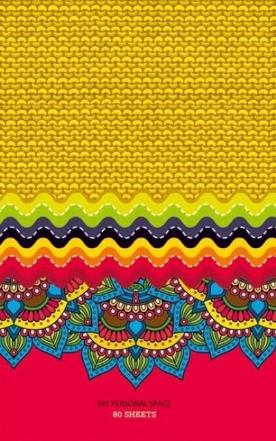 =Блокнот Мікро ембоссінг, формат А5, 80 аркушів, дизайн - 17138-17141