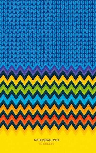 ч.а.Блокнот Мікро ембоссінг, формат А5, 80 аркушів, дизайн - 17138,17139,17140,17145