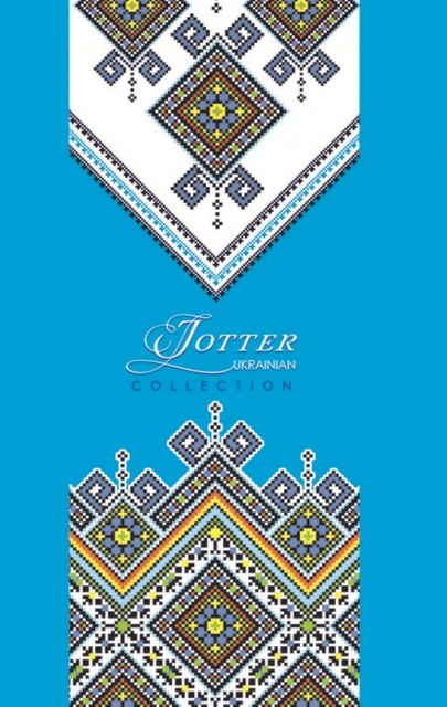 #Блокнот Мікро ембоссінг, формат А6, 120 аркушів, дизайн - 18104-18107